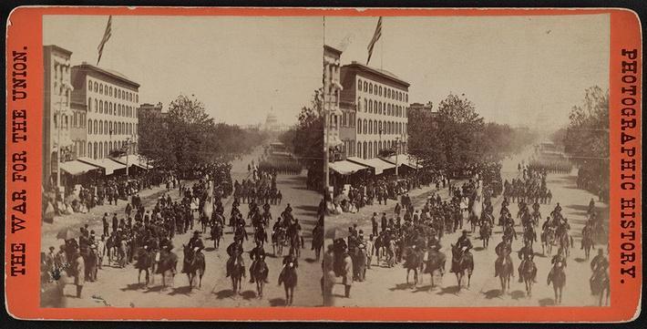 Grand Review at Washington, May 1865 | Ken Burns: The Civil War