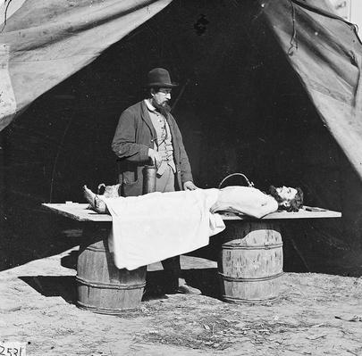 Embalming Surgeon | Ken Burns: The Civil War