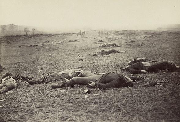 Union Dead at Gettysburg, 1863 | Ken Burns: The Civil War