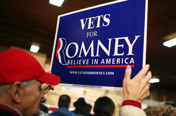 Republican Presidential Candidate Mitt Romney Campaigns In Wisconsin | U.S. Presidential Elections 2012