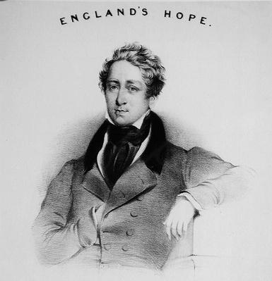 Portrait of Robert Peel