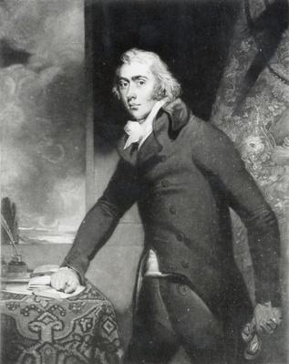 Portrait of Charles Grey, Earl Grey