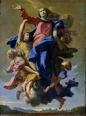 The Assumption of the Virgin, 1649-50