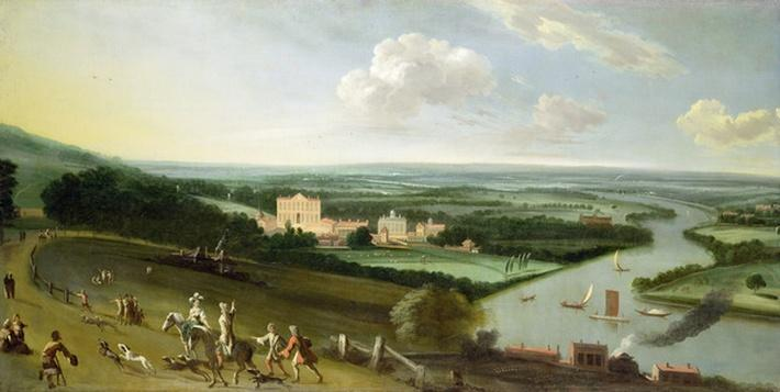 The Earl of Rochester's House, New Park, Richmond, Surrey, c.1700-05