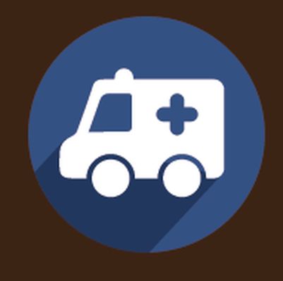 Medical Symbols - Ambulance | Clipart