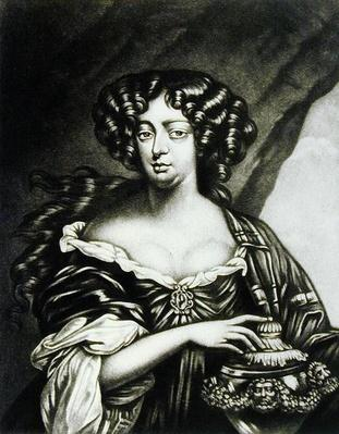 Portrait of Lady Sophia Bulkeley