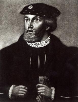 Portrait of Edward, Third Duke of Buckingham