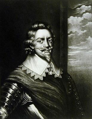 Portrait of Patrick Ruthven, Earl of Brentford