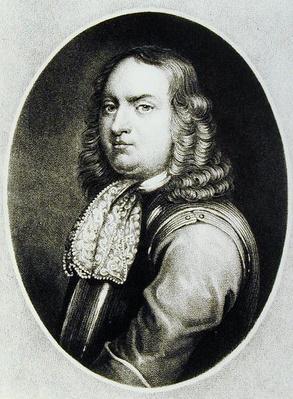 Portrait of Admiral Robert Blake