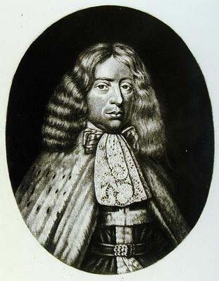 Portrait of George, Earl of Berkeley