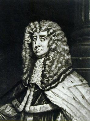 Portrait of Robert Bruce, Earl of Ailesbury