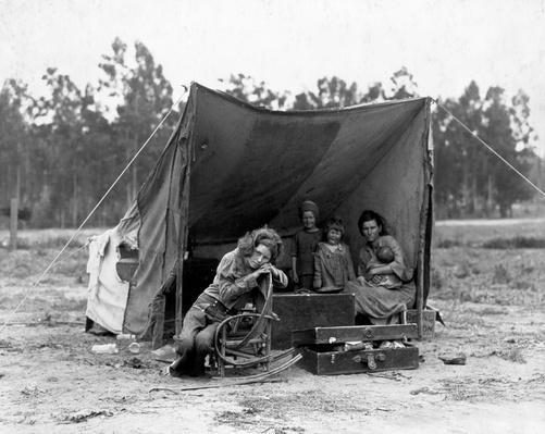 Migrant Mother | Ken Burns: The Dust Bowl