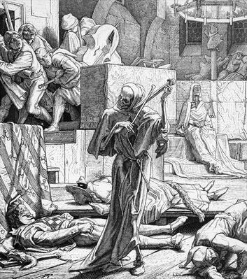 Death as Assassin, 1851
