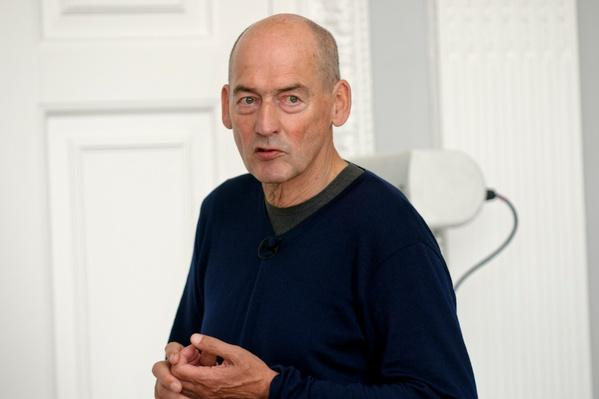Rem Koolhaas' Oma To Design New Home For Garage in Moscow | Famous Architects