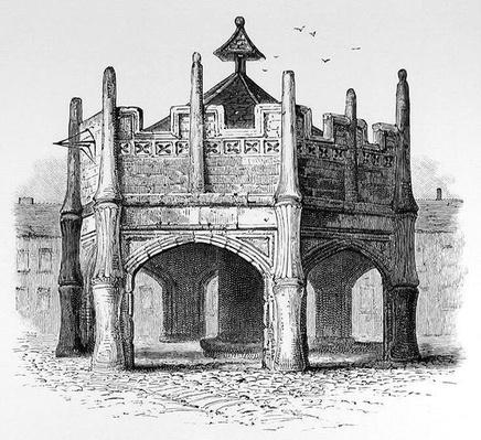 Bridgewater High Cross