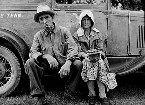 Migrant Couple | Ken Burns: The Dust Bowl