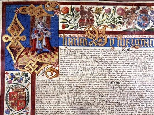 Royal Charter for the Company of Clothmakers in the Reign of Charles II