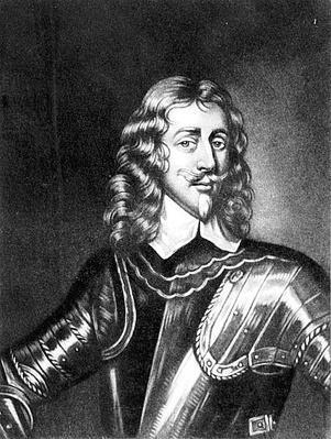 Portrait of Arthur Capel, Lord Capel of Hadham