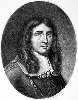 Portrait of Richard Cromwell