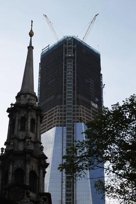 One World Trade Center Becomes Tallest Building In New York | Human Impact on the Physical Environment | Geography