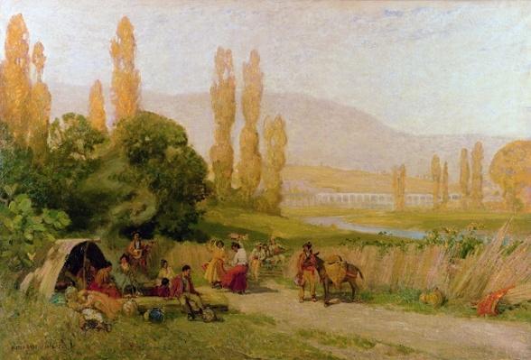 Algeciras, 1904