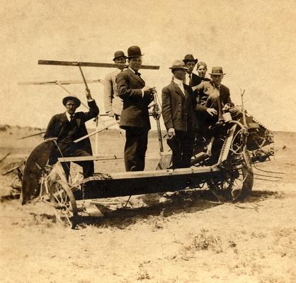 Land Speculators | Ken Burns: The Dust Bowl