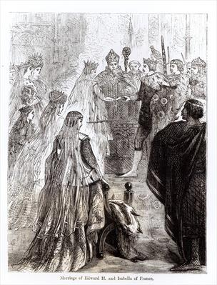 Marriage of Edward II