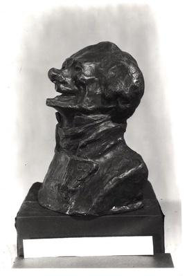 Bust of Charles Philipon