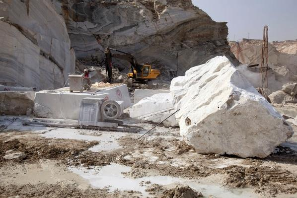 Marble Mine, Agria, Rajasthan, India | Earth's Resources