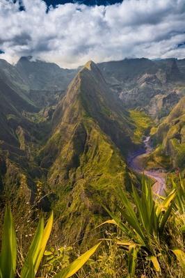 Mountain Peak of Mafate | Earth's Surface