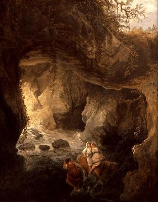 The Grotto, 1772