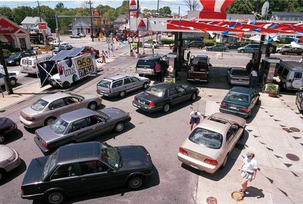 GAS PRICES RISE FOR MEMORIAL DAY WEEKEND | The Study of Economics