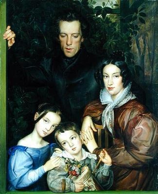 The Rauter Family, 1836