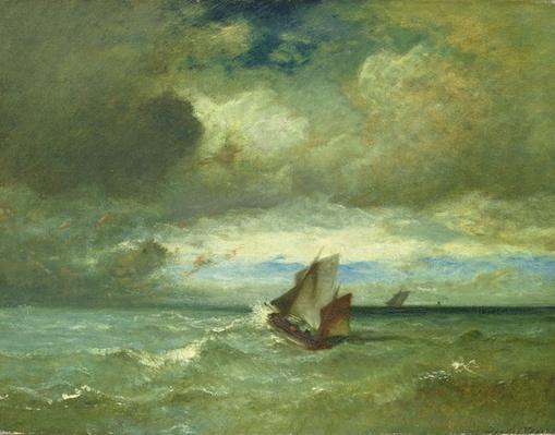 Choppy Sea, c.1870