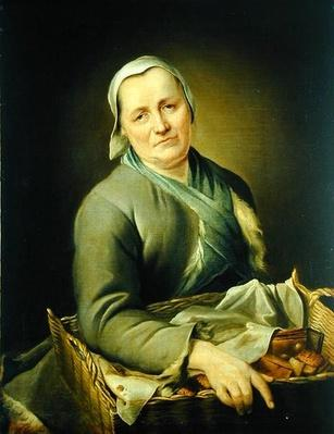 The Kitchen Maid, 1715
