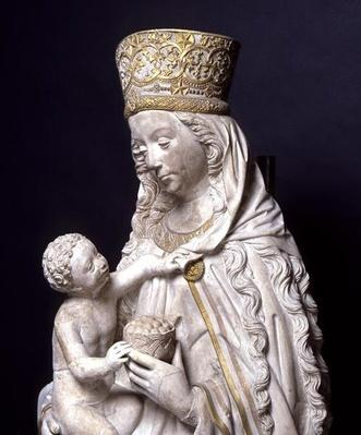 The Mother of God with the Infant Christ, 1470