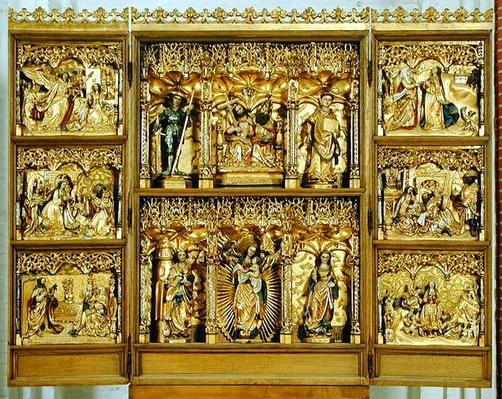The Trinity Altar of the Bottcheramtes, 1512-20