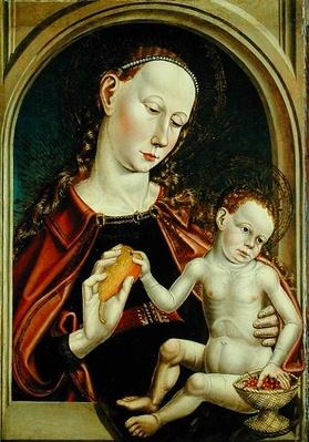Mary and the Infant Christ, 1510