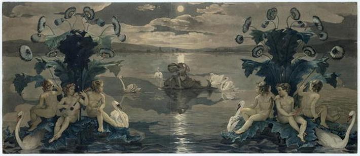 Arion's Sea Journey, 1809