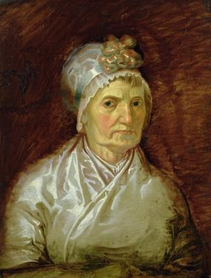 Magdalena Dorothea Runge, Mother of the Artist, 1806
