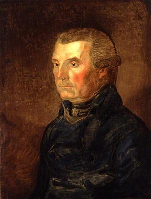 Daniel Nicolaus Runge, Father of the Artist, 1806