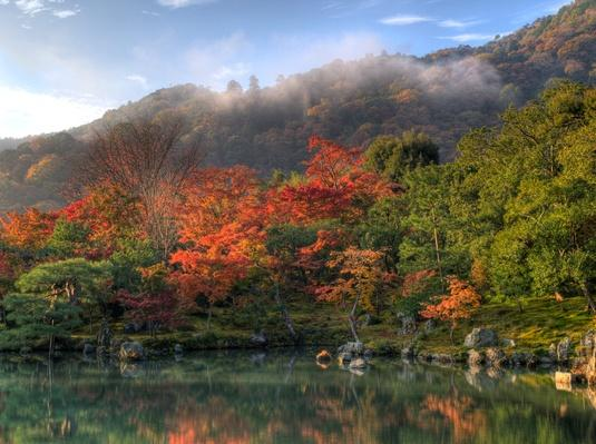 Tenryu-ji temple | World Religions: Buddhism