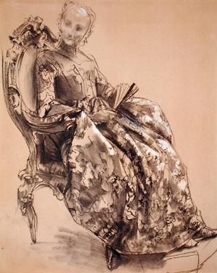 A Study of Princess Amalie of Prussia