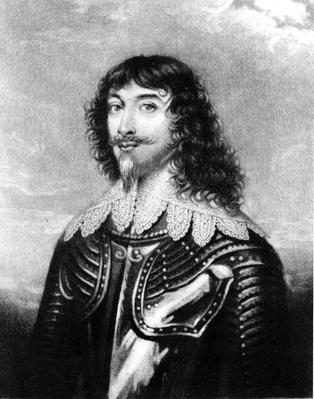 George Gordon, Marguis of Huntley