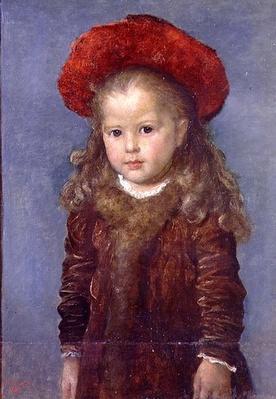 Zoe Ionides, 1881