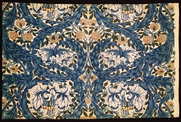 'African Marigold' design, 1876