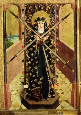 Virgin of Seven Sorrows from the Dome Altar, 1499