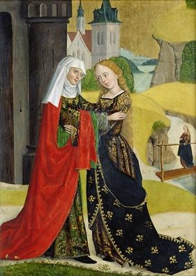Visitation from the Dome Altar, 1499