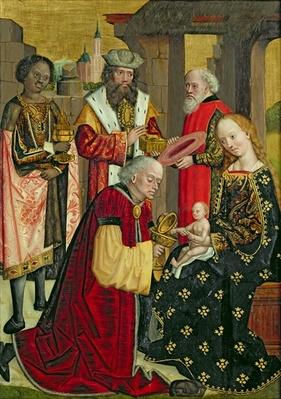 The Adoration of the Magi, from the Dome Altar, 1499