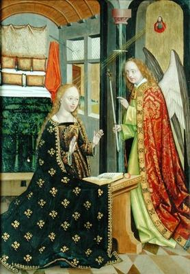 Annunciation, from the Dome Altar, 1499